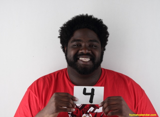 Ron Funches on Humancalendar.com