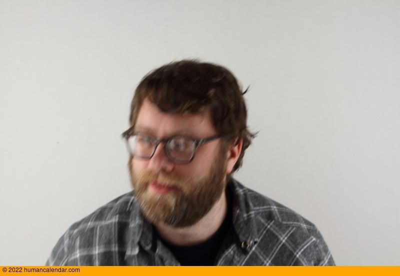 Humancalendar.com Outtake